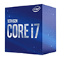 Intel Core i7-10700 Comet Lake 8-Core 16-Thread 2.9GHz (4.80GHz Turbo) 16MB Cache LGA 1200 65W Desktop Processor Intel UHD Graphics 630 BX8070110700SRH6Y
