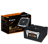 Gigabyte Aorus P750W 80+ Gold Modular Smart Fan Function Power Supply (10Years Local Warranty) GP-AP750GM