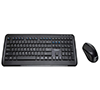 Targus AKM610AP Wireless Mouse and Keyboard Combo (Black)