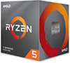AMD Ryzen 5 3600XT 6-Core 12-Threads 3.8GHz (4.5GHz Turbo) Socket AM4 Processor Heatsink and Fan Included 100-100000281BOX