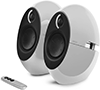 Edifier e25HD Luna HD White 2.0 Bluetooth Optical Speakers