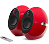Edifier e25HD Luna HD Red 2.0 Bluetooth Optical Speakers