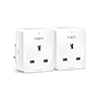 TP-Link Tapo P100 2-Pack Smart WiFi Plug Mini  (Works with Alexa & Google Home)