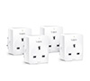 TP-Link Tapo P100 4-Pack Smart WiFi Plug Mini  (Works with Alexa & Google Home)