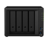 Synology DS920-Plus DiskStation 4 Bay Diskless Hot-Swappable NAS Quad Core 2.0GHz CPU 4GB RAM Gigabit Ethernet LAN
