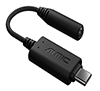 Asus AI Noise-Canceling Mic Adapter USB-C To 3.5mm