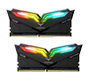 Team T-Force Night Hawk RGB DDR4-3000 16GB (2 x 8GB) 288-Pin DDR4 SDRAM  (PC4-24000) Desktop Memory Model TF1D416G3000HC16CDC01