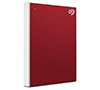 Seagate Backup Plus Slim 1TB Portable Hard Disk Red USB 3.0 for PC Laptop and Mac STHN1000403