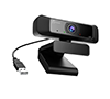 j5 Create JVCU100 USB HD Webcam with 360° Rotation and 1080P