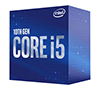 Intel Core i5-10400F Comet Lake 6-Core 12-Thread 2.9GHz (4.3 GHz Turbo) 12MB Cache LGA 1200 65W Desktop Processor (No Graphics) BX8070110400F