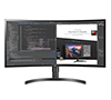 LG 34WN80C-B 34Inch 21:9 Curved UltraWide Type-C Connectivity IPS Monitor