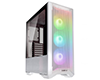 Lian Li Lancool II Mesh RGB White ATX Case, T/G Side Window LL-LAN2MW