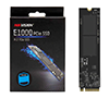 HikVision E1000 M.2 PCIe NVMe 256GB Solid State Drive HS-SSD-E1000/256G 3-Years Warranty