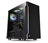 Thermaltake H200 TG RGB ATX Mid Tower Case CA-1M3-00M1WN-00