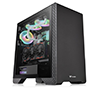 Thermaltake S300 Tempered Glass Edition ATX Mid Tower Case CA-1P5-00M1WN-00