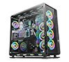 Thermaltake Core P8 Tempered Glass E-ATX Full-Tower Chassis Computer Case CA-1Q2-00M1WN-00