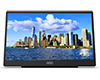 AOC 16T2 15.6Inch Full HD (1920 x 1080) Touch-Enabled Portable IPS Monitor, USB-C and Micro HDMI inputs, Built-in Battery, Stereo Speakers, SmartCover, AutoPivot, VESA. for laptops, PC, Mac, Consoles