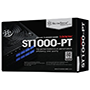 SilverStone ST1000-PTS 1000Watt Fully Modular 80 Plus Platinum Power Supply in Ultra Compact 140mm in Depth