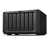 Synology DS1621-Plus DiskStation 6 Bay Diskless Hot-Swappable NAS Quad-core 2.2GHz CPU 4GB DDR4 4xGigabit Ethernet LAN