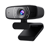 Asus Webcam C3 USB camera with 1080p 30 fps recording with Adjustable Clip