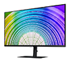 Samsung 32Inch QHD Monitor with USB type-C and LAN port LS32A600UUEXXS