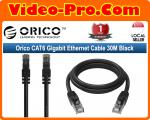 Orico CAT6 Gigabit Ethernet Cable 30M (PUG-C630BK)