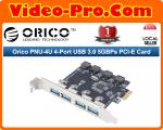 Orico PNU-4U 4-Port USB 3.0 5GBPs PCI-E Card