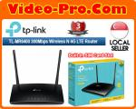 TP-Link MR6400 Unlocked 300 Mbps Wireless N 4G LTE Router