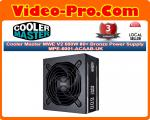Cooler Master MWE V2 600W 80+ Bronze Power Supply MPE-6001-ACAAB-UK
