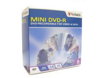 Verbatim 4x DvD-R 8cm 1.4GB Jewel Case (1pc)